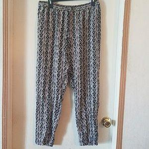 CHAPS Denim Women's Pants, Size Medium